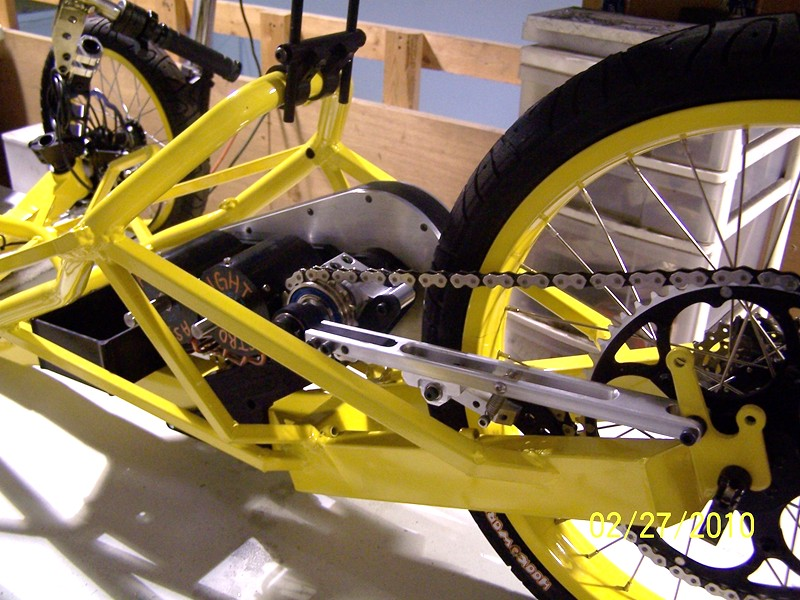 50mph Electric Trike Electricbike Com