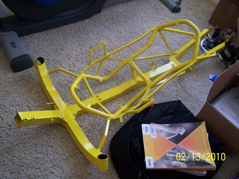 How To Build A Vw Trike Frame - Page 6 - Frame Design & Reviews ✓