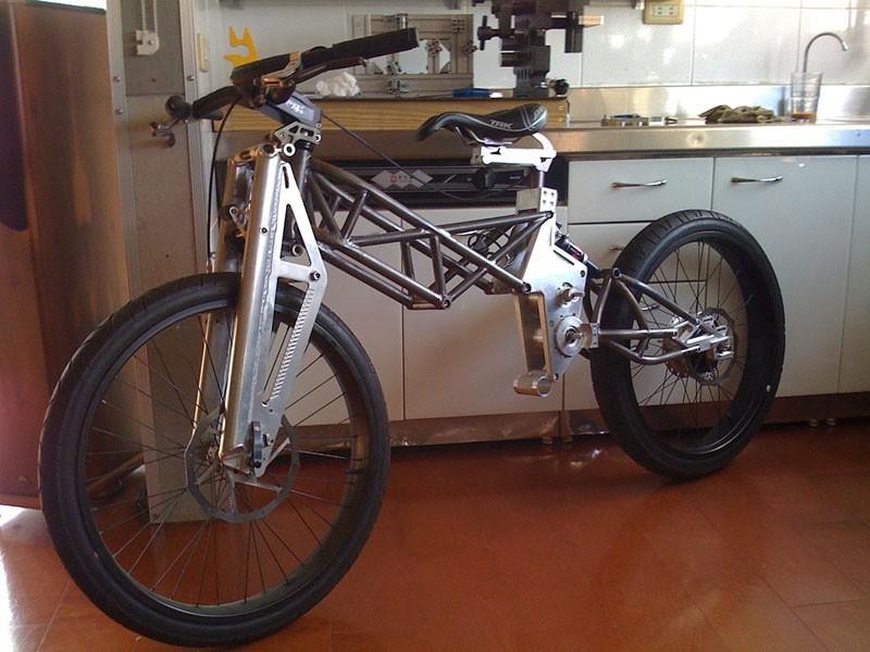Dogati Super Electric Bike
