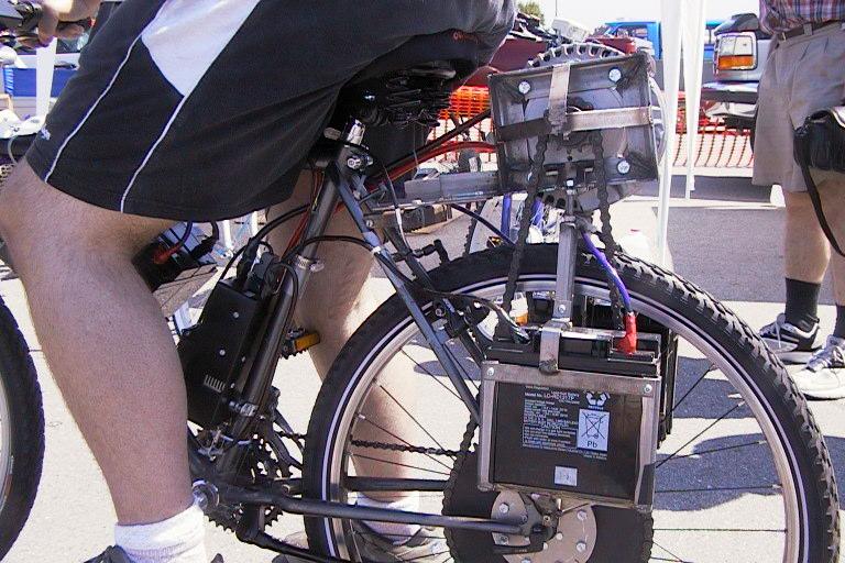 Etek Motor The Original Ebike Hot Rod Electricbike Com