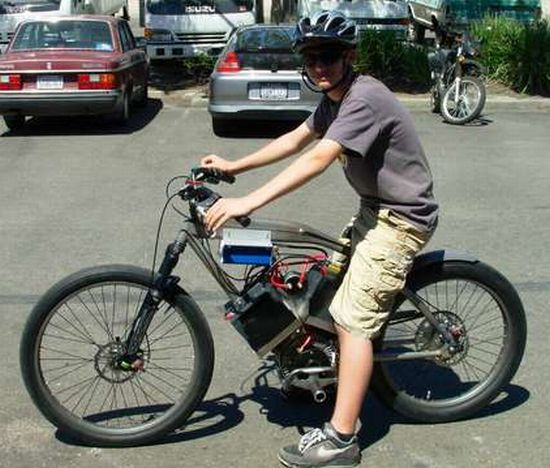 Etek Motor The Original Ebike Hot Rod Electricbike Com