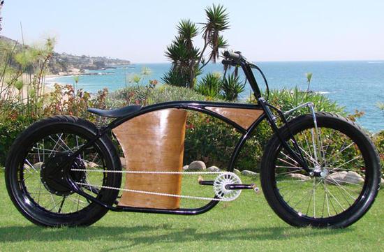 Wooden Ebike Creations Electricbike Com