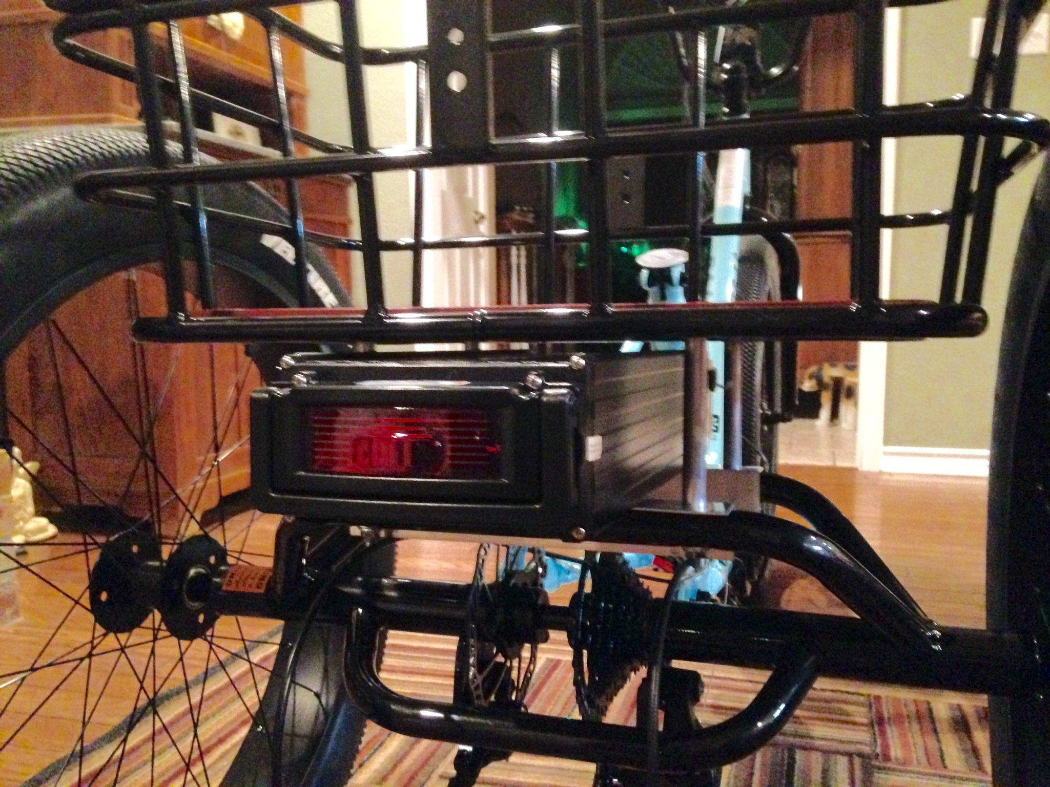 BBSHD modification of Baja trike | ELECTRICBIKE COM