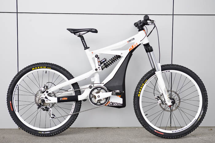 ktm egnition nearing production | electricbike