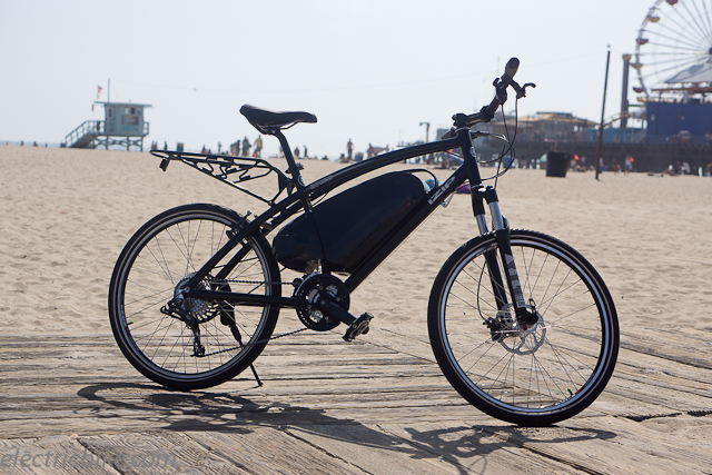 ¿What is an electric bicycle?