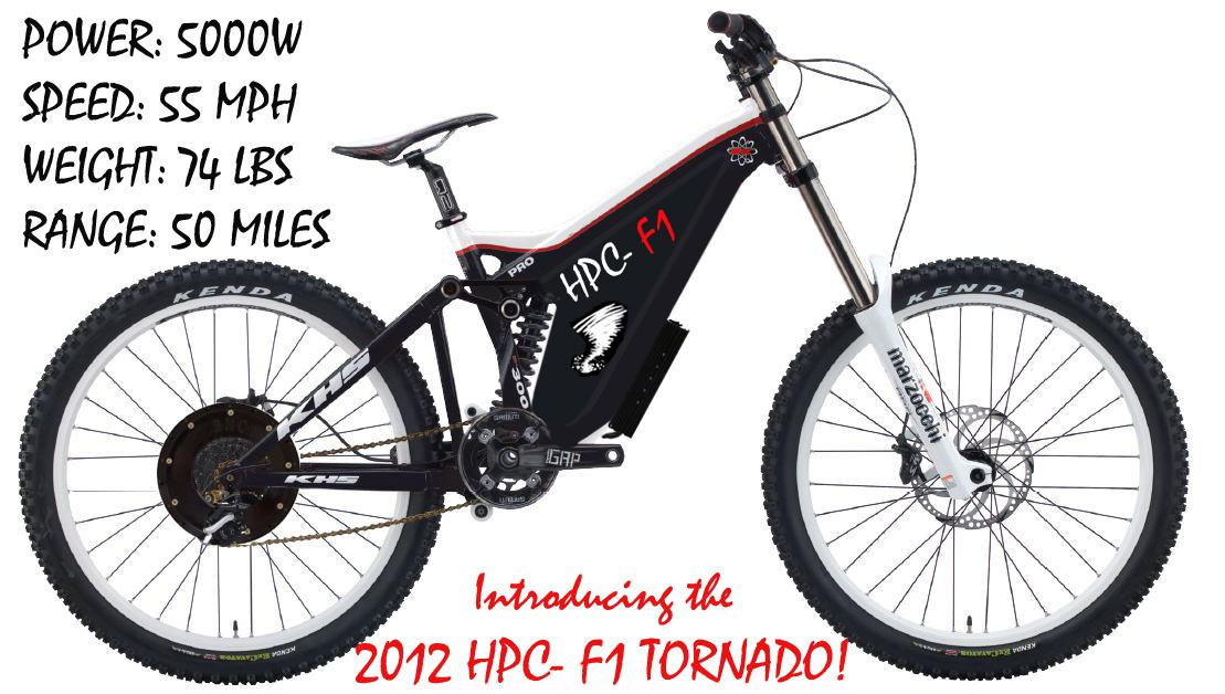 Ebay Electric Bike Watch March 10th