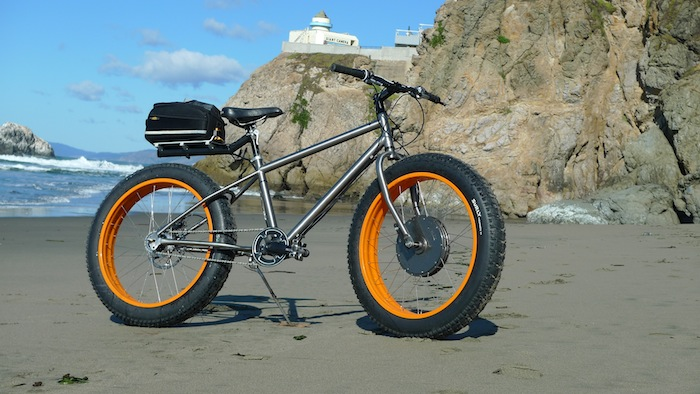 Electric Bikes For Overweight People Electric Fat Bike Creations