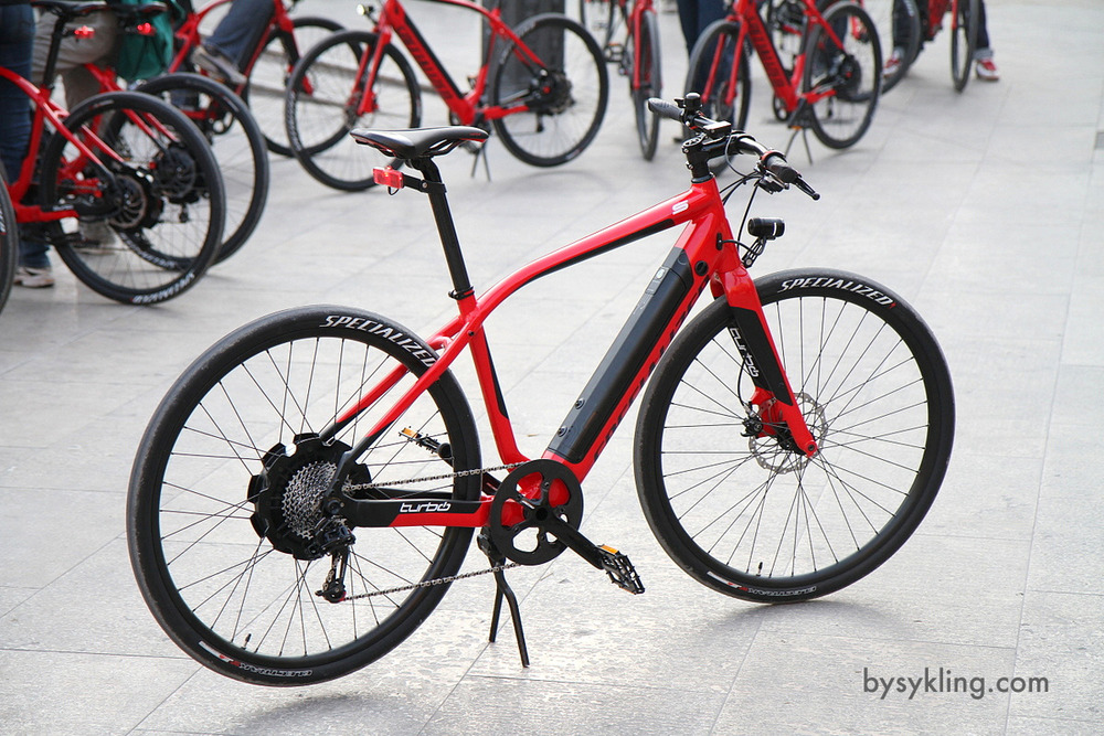 Bikes Electric Bicycle Specialized Turbo read story