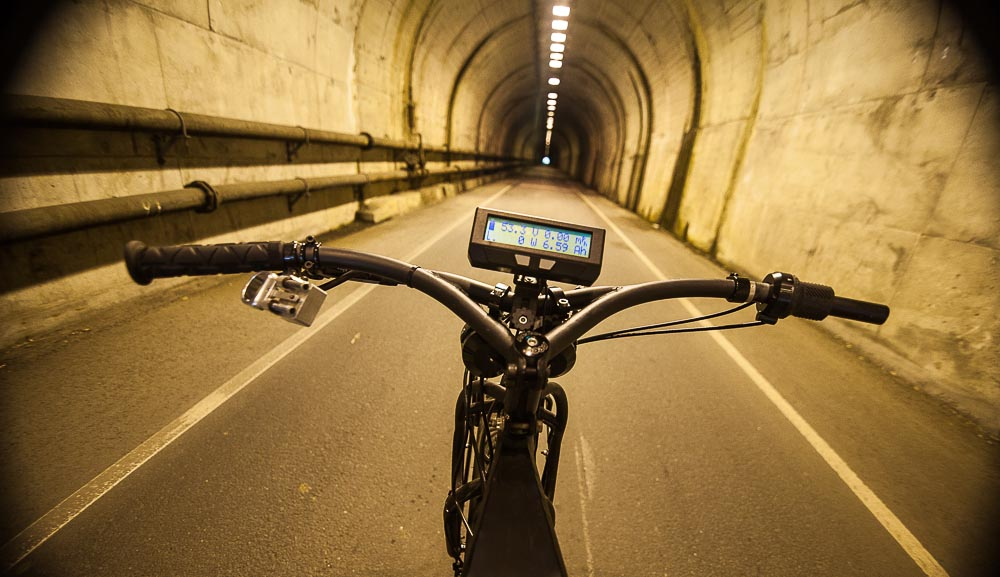 cycle analyst tunnel vision