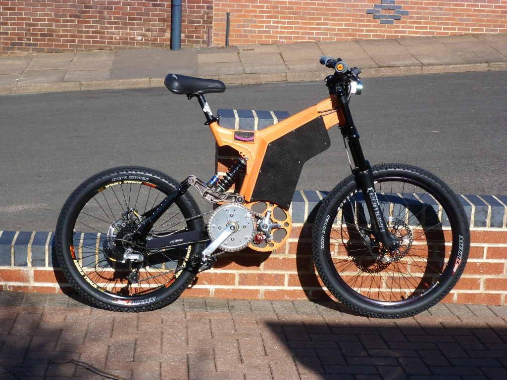 custom specialized super charged mountain bike. Black Bedroom Furniture Sets. Home Design Ideas