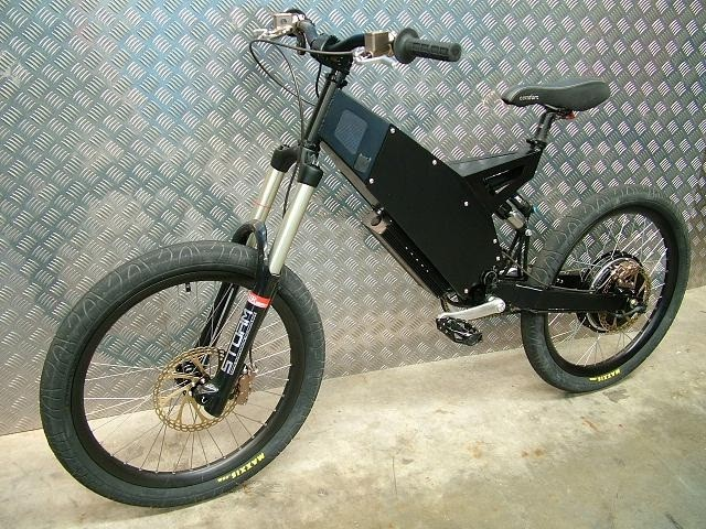 Stealth Fighter E Bike Review Electricbike Com