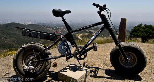 Hanebrink Review The Original Fat Electric Bike