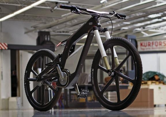 audi e-bike concept купить