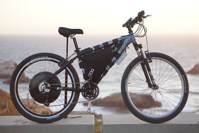 Building An Affordable Electric Bike Commuter