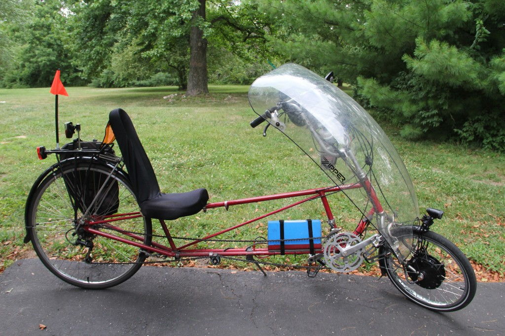 Diy Recumbent Electric Bike Conversion Electricbike Com