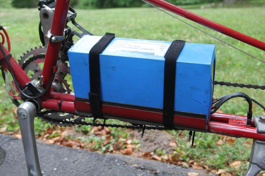 Diy Electric Bike Drill Motor