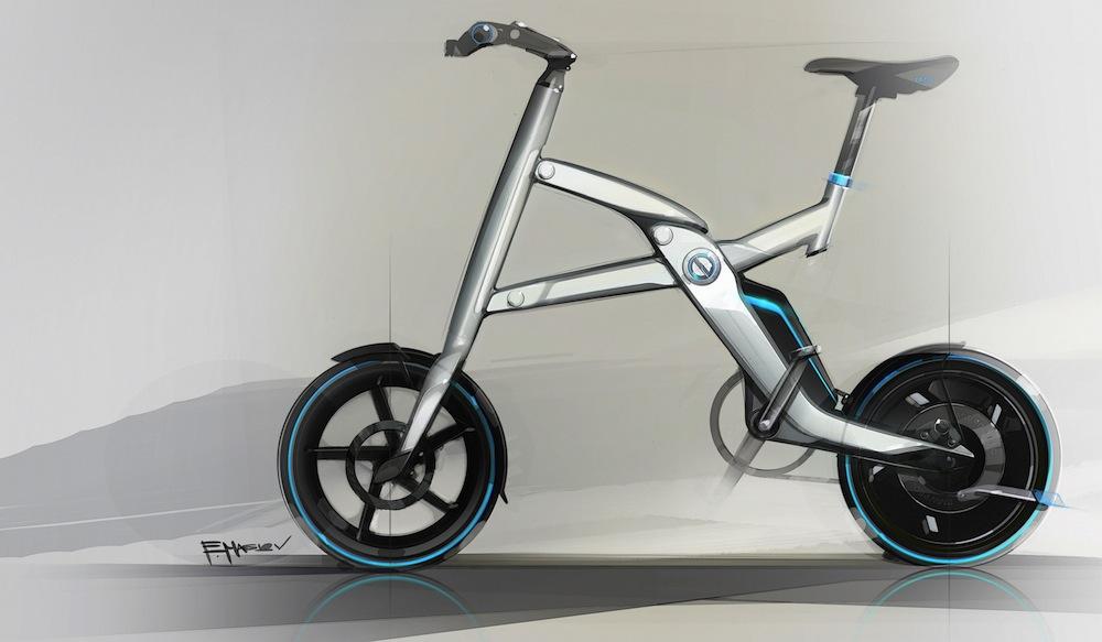 bmw introduces stunning folding electric bike. Black Bedroom Furniture Sets. Home Design Ideas