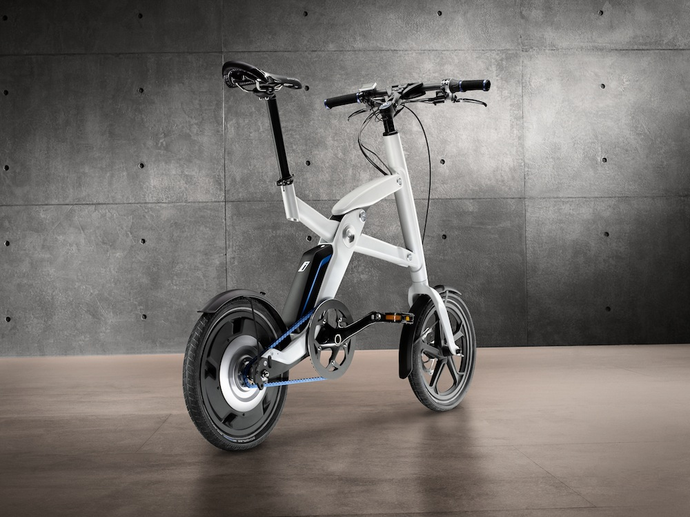 bmw introduces stunning folding electric bike. Black Bedroom Furniture Sets. Home Design Ideas