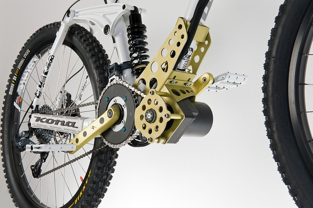 E Bikes With Mid Range Motor It uses the same motor and