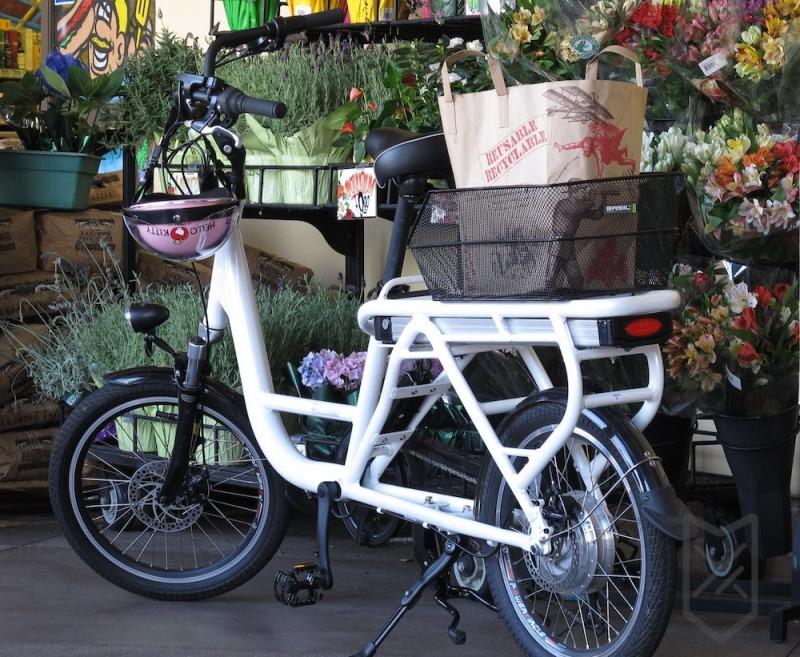 Cargo Electric Bikes: Big Mommas | ELECTRICBIKE.COM