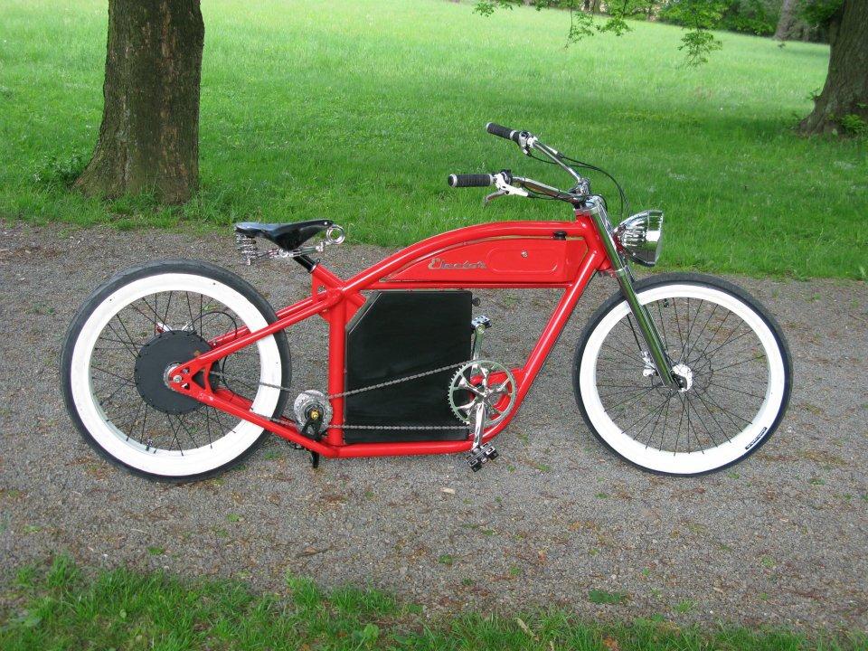 10 Turn Key Cruiser Electric Bikes Electricbike Com