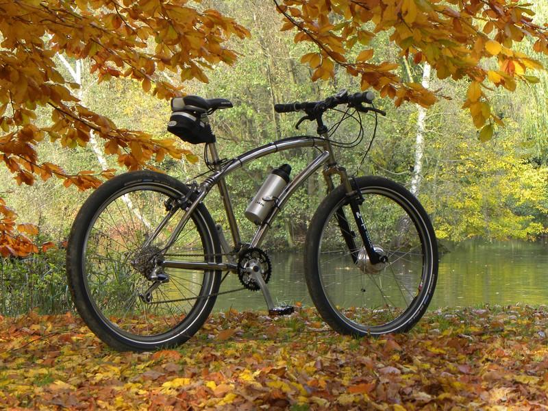 Mini Hub Motor Mountain E Bikes