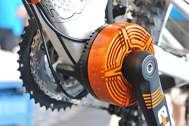 New Mid Drives Appearing At Eurobike 2012 Electricbike Com