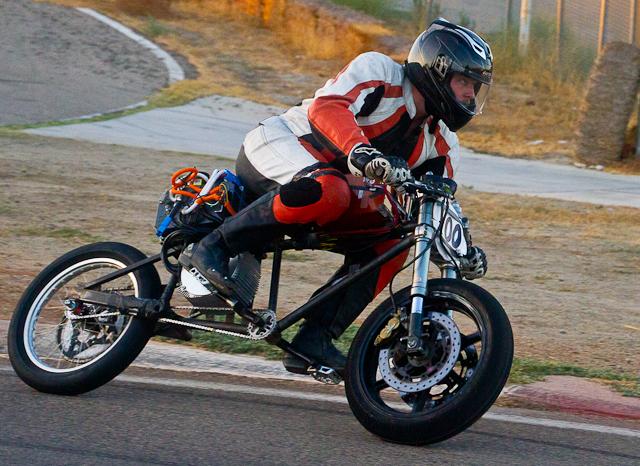 how to build ingine gor push bike