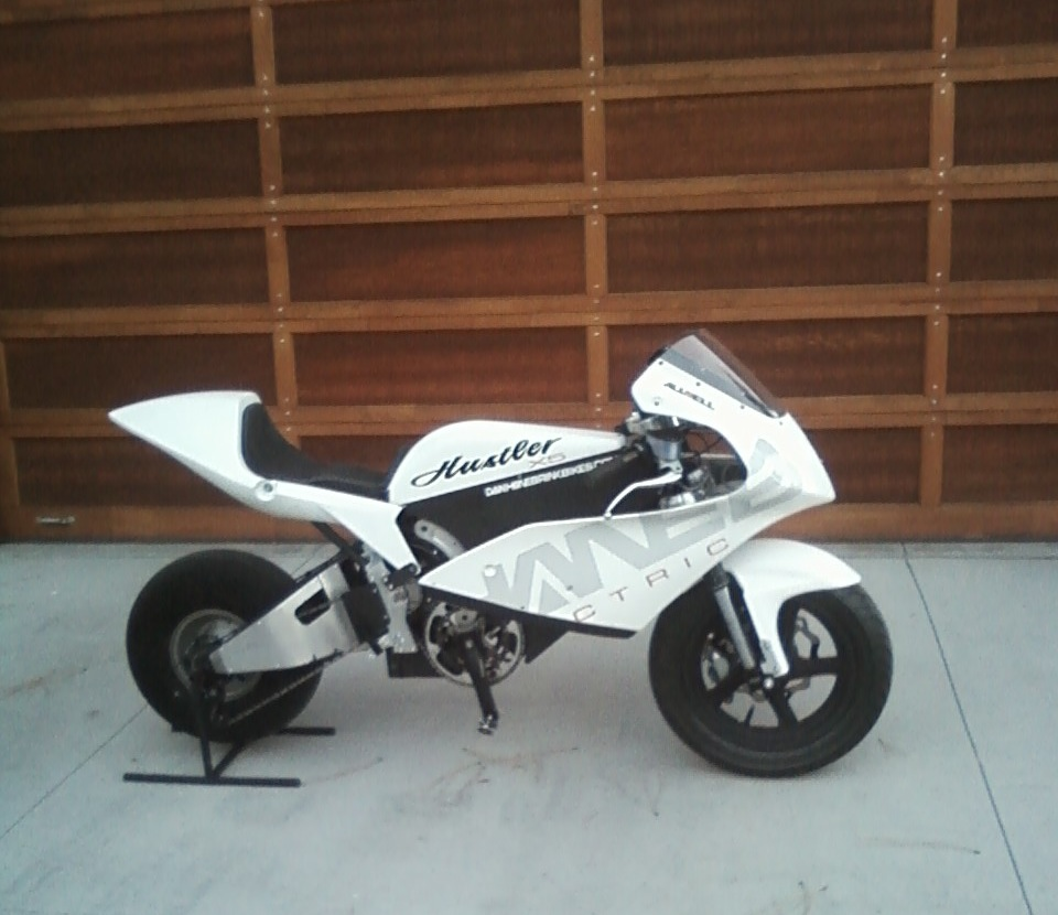Hanebrink Hustler 80mph Electric Bike Electricbike Com