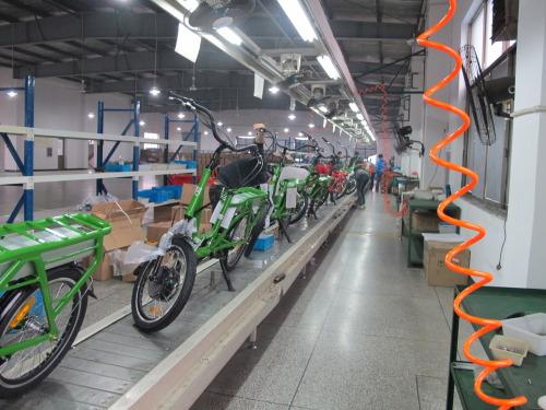 ebike factory