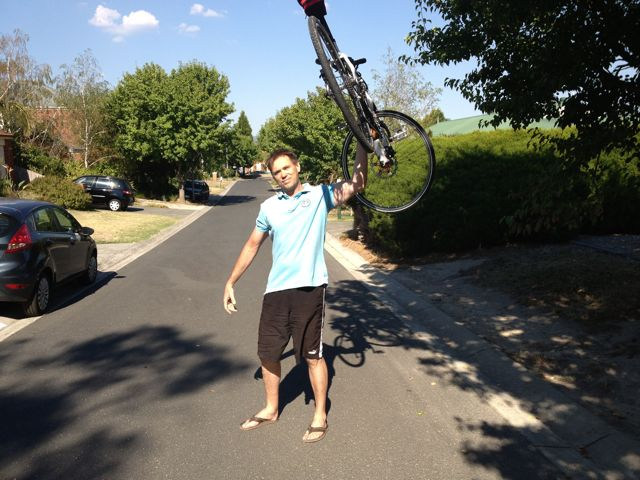 kepler and bike 2