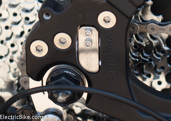stromer st1 torque sensor
