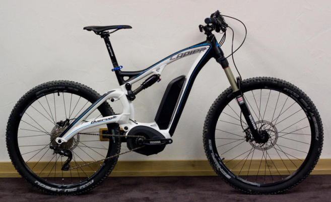 The LaPierre Overvolt