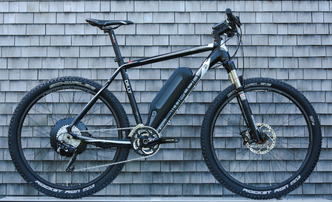 The 2014 Simplon E-Dilley.
