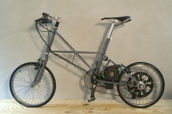 Electric Bike That Is Light And Efficient From A Moulton