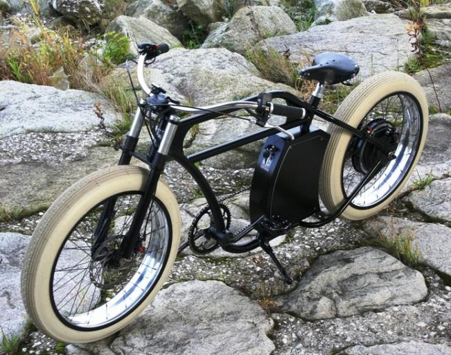 Enorm E-bikes from Austria.