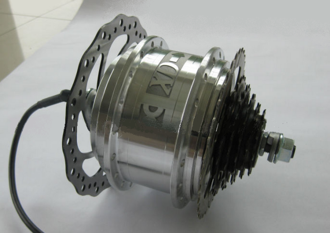 The Xiongda 2-speed hub