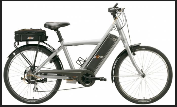 The Miele Evox Is An Electric Bike From Canada