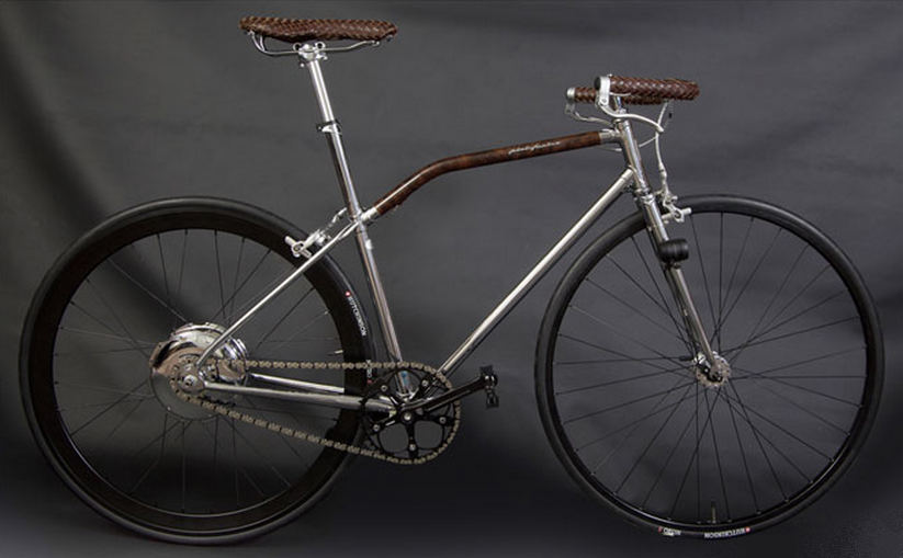 The Pininfarina Fuoriserie, designed for the 43 Milano bicycle company.