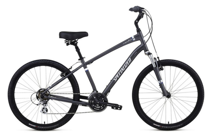 The Specialized Expedition
