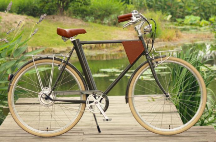 The Vela electric bike.