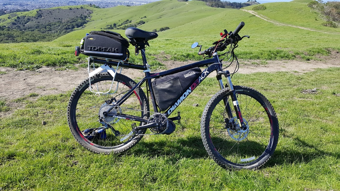 A BBSHD DIY Mid Drive Ebike for Street and Trail ...