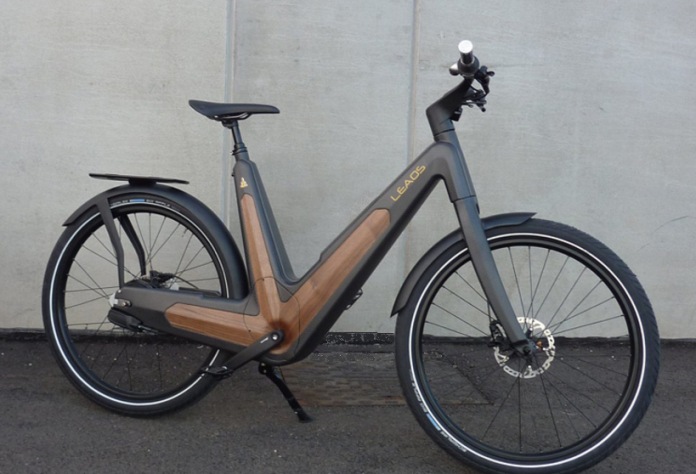 The Leaos electric bike