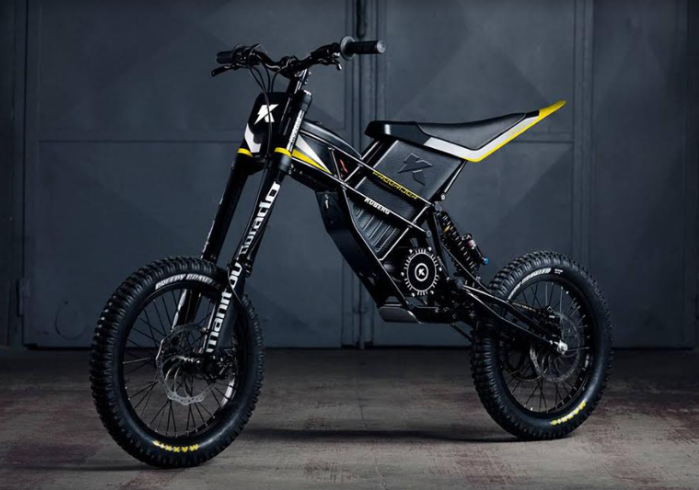The Kuberg Freerider Is A Light Electric Dirt Bike