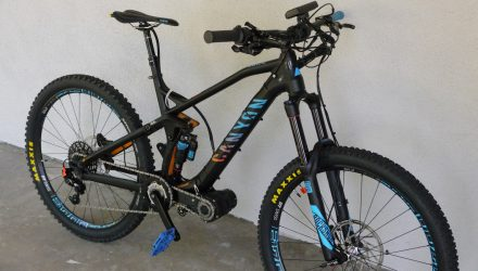 tangent acent ebike